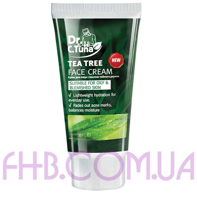 Dr. C. Tuna Tea Tree Face Cream 50 мл