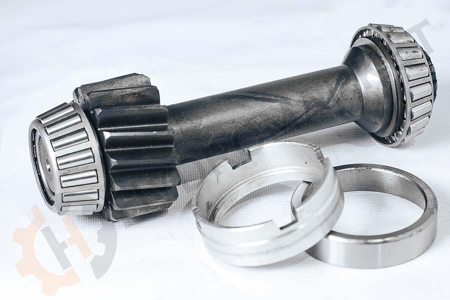Вал отбора мощности ВОМ ZF Ecomid 9 S 75 (245 мм)