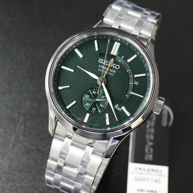 Часы Seiko Presage SARY145 Automatic 4R57 Power Reserve (ВНУТРИЯПОНСКИЕ)
