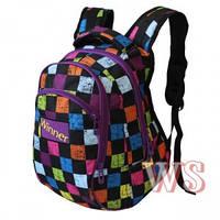 Рюкзаки для девочек Winner Stile 27*19*39 (разноцветный)
