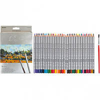 Олівці кольорові Marco Raffine акварельні 36 кольорів, 7120-36СВ