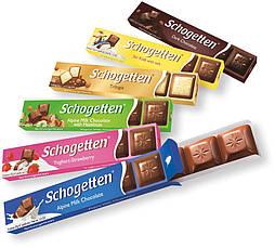 Где приобрести качественный оригинальный шоколад «Schogetten» в Днепре?