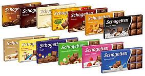 Немецкий шоколад «Schogetten»: в чем секрет его популярности и где купить оригинальный «Шогеттен» в Днепре?