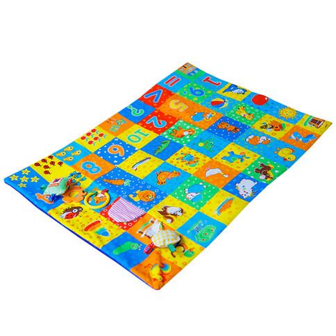 Детский развивающий коврик игровой Масик