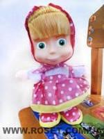 Музыкальная кукла Маша