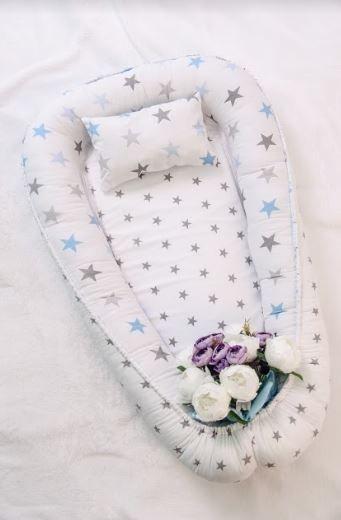 """Гнездо для новорожденных """"Добрый Сон"""" Baby Line (110х70), в ассортименте"""