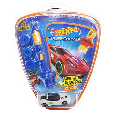 """Детская игрушечная машинка """"HOT WHEELS"""" меняет цвет от света"""