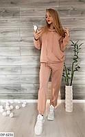 """Спортивный костюм женский в стиле оверзайз мод548 (42-44, 44-46, 48-50) """"BUTIK"""" недорого от прямого поставщика, фото 1"""