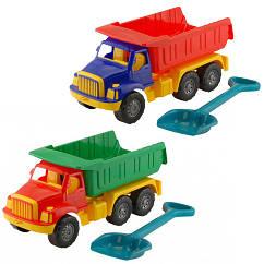 """Детская игрушечная машинка-самосвал """"Магирус"""""""