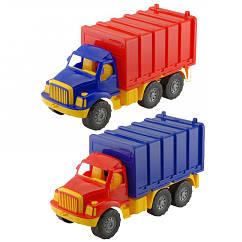 """Детская игрушечная машинка-фургон """"Магирус"""""""