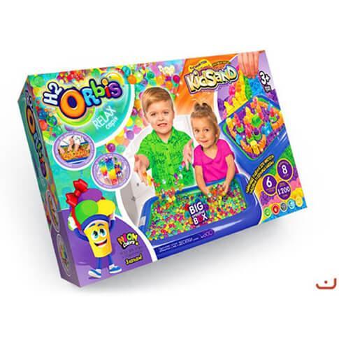 Набор креативного творчества BIG CREATIVE BOX H2Orbis