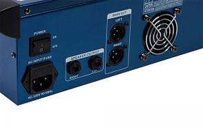 Аудіо підсилювач, dj пульт, мікшери Yamaha BT 6200D 6 канальний, фото 2