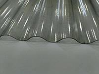 Лист Salux Strong 76/18 1.2х0.8, прозора хвиля