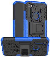 Чохол Armor для Xiaomi Redmi Note 8T бампер протиударний Blue