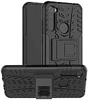 Чохол Armor для Xiaomi Redmi Note 8T бампер протиударний Black