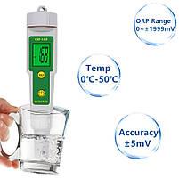 ORP169F измеритель ОВП-метр, фото 3