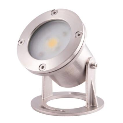 Aquaviva Прожектор LED AquaViva (1led 7W 12V) RGB для фонтана