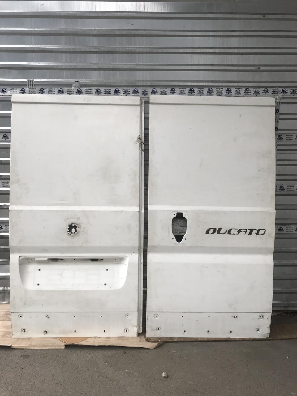 Двери задние Fiat Dukato с 2006- год