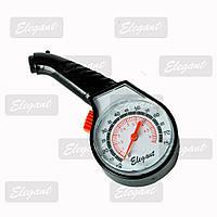 Манометр шинний легковий (5 атм.) пластм. EL 102 839 Elegant