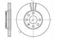 Тормозной диск передний OPEL ASTRA F,ASTRA G,пр-во ABE C3X006ABE, фото 1