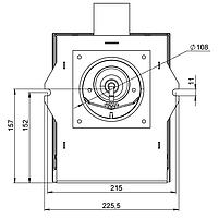 Пеллетная горелка Bioprom AIR Pellet 15 кВт, фото 2