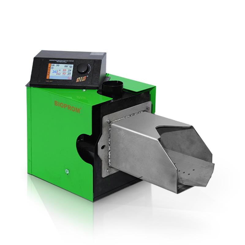 Пеллетная горелка Bioprom AIR Pellet 36 кВт