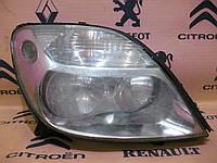 Фара передняя правая RENAULT SCENIC 1 (1999-2003)