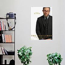 """Постер """"Джентльмены. The Gentlemen (2019)"""". Вариант №5. Размер 60x40см (A2). Глянцевая бумага, фото 3"""