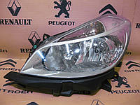 Фара передняя левая RENAULT CLIO 3 (2006-2009)