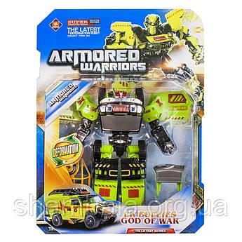 """Трансформер Jinjiang """"Armored Warriors""""  (071077)"""