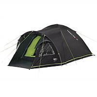 Палатка High Peak Talos 3 (Dark Grey/Green), фото 1