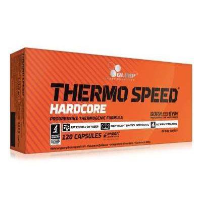 Жиросжигатель Olimp Thermo Speed Hardcore, 120 капсул