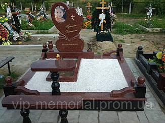 Памятник Сердце ПС-1