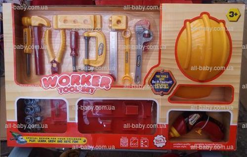 Игровой набор для мальчика Детские инструменты Набор детских инструментов Инструменты для детей