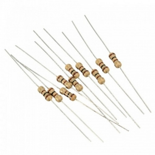Резистор 0,125W 100 кОм (10шт)