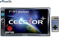 Автомагнитола Celsior CST-7001G GPS