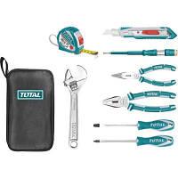 Набор инструментов TOTAL THKTHP90086 ручных инструментов, 8 предм., сумка (THKTHP90086)