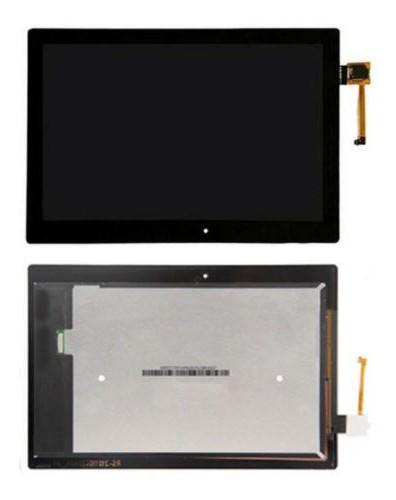 """Дисплей (екран) для Lenovo A10-70F Tab 2 10.1"""" з сенсором (тачскрін) чорний Оригінал"""