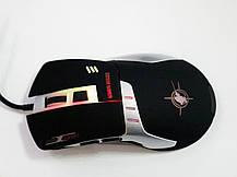 Игровая мышь Keywin X-5 USB проводная RGB подсветка, фото 2