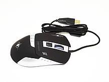 Игровая мышь Keywin X-5 USB проводная RGB подсветка, фото 3