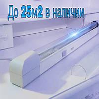 Бактерицидные лампы до 25 М2, кварцевые лампы