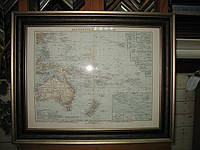 Оформление географических карт.