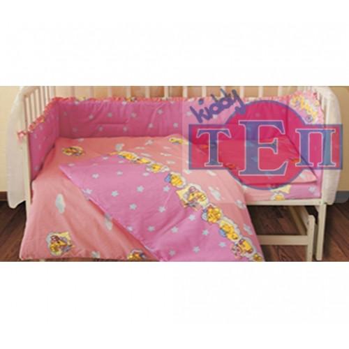 """Комплект в детскую кроватку """"Для младенцев"""" ТЕП недорого от производителя, хлопок -бязь."""