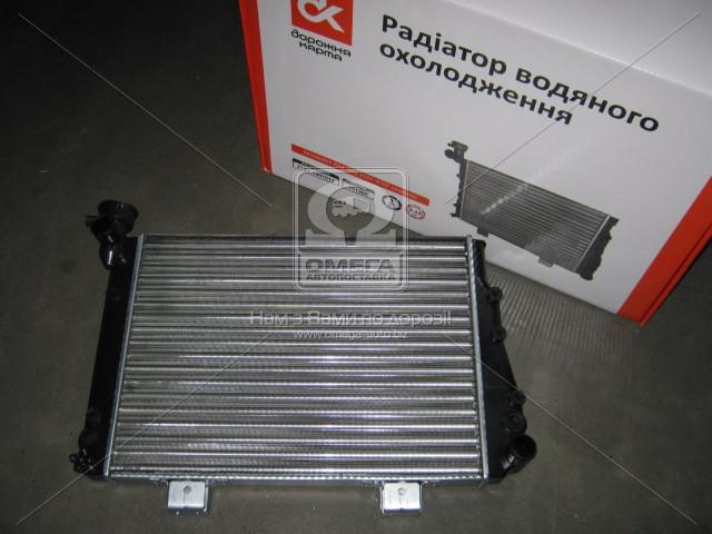 Радиатор охлаждения Ваз 2104,2105,2107 карбюратор Дорожная Карта