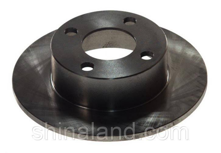 Тормозной диск задний AUDI 100, 80, 90, CABRIOLET, COUPE 1.4-2.8 08.78-08.00 ABE
