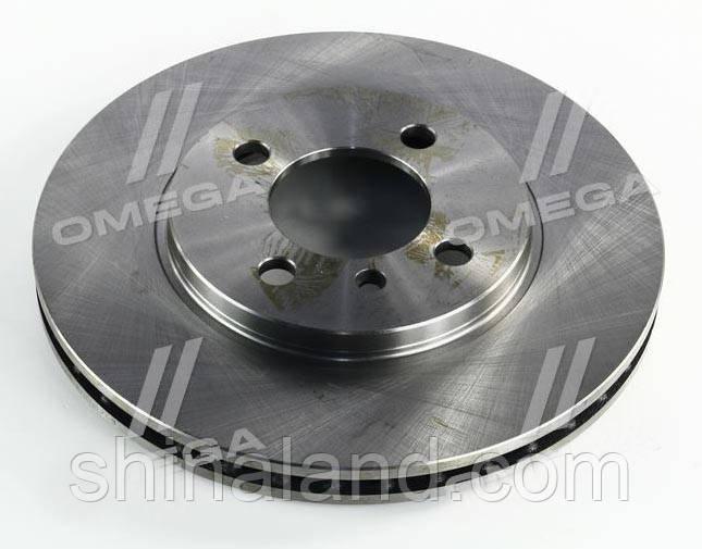 Гальмівний диск BMW 3 передній вентильований (REMSA) OE 34111154749