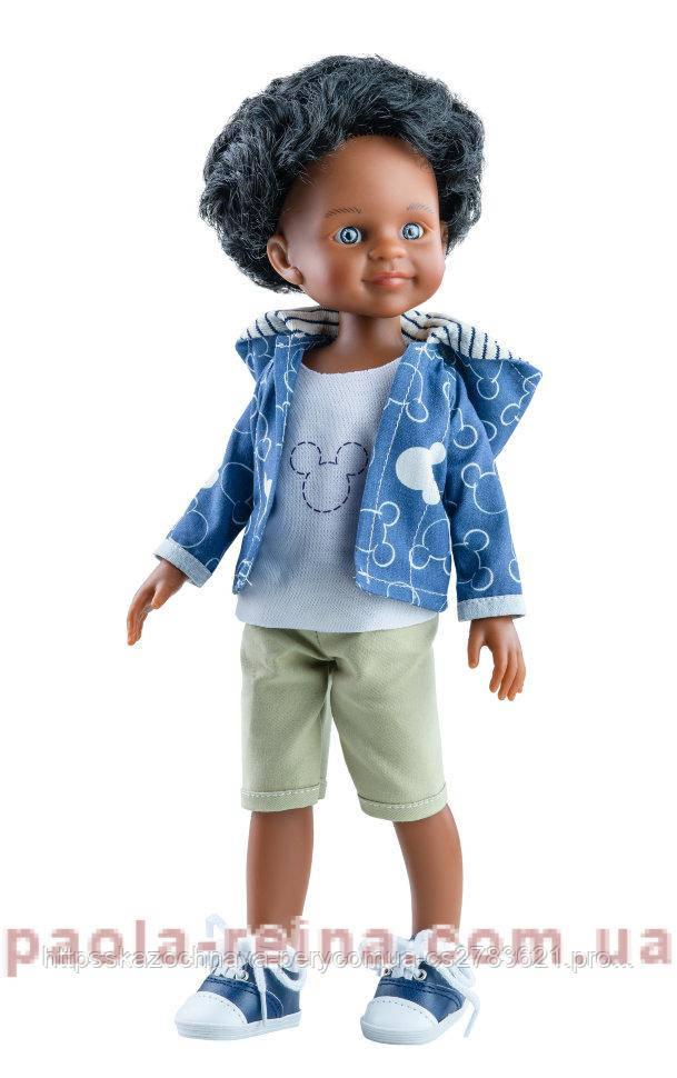 Кукла Паола Рейна Кайэтано, 32 см Paola Reina новинка 2020
