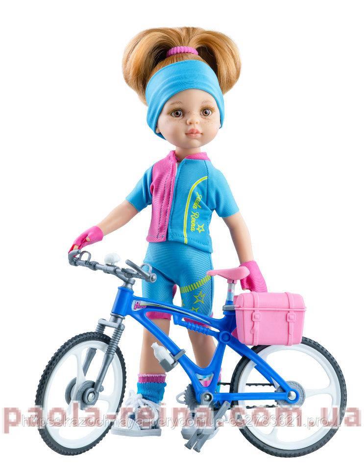 Лялька 04654 Paola Reіna Dasha ciclista, 32 см