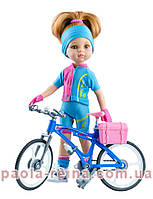 Лялька 04654 Paola Reіna Dasha ciclista, 32 см, фото 1