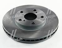 Гальмівний диск LEXUS, TOYOTA передній вентильований (REMSA) OE 4351206020